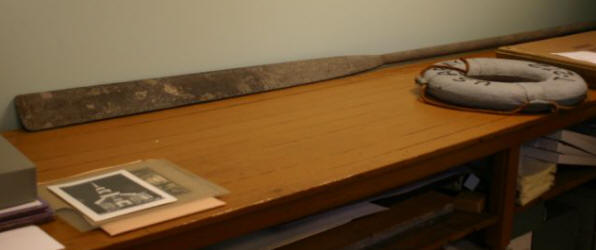 Hennepin oar
