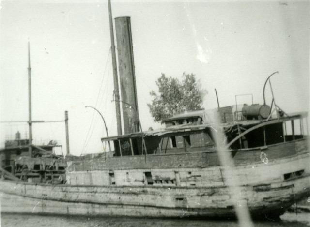 LL Barth Abandoned At Grand Haven
