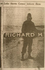 The name board of the Richard H.