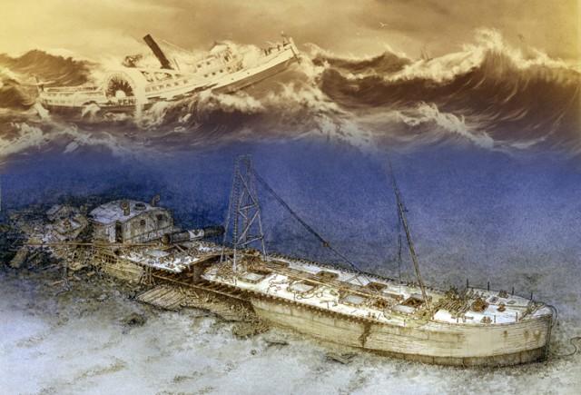 Shipwreck Categories