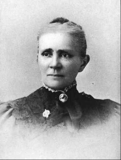 Mrs. Hattie Wells-the namesake